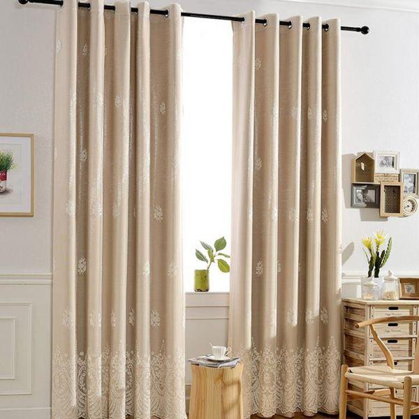 Blackout Curtain Light Filtering