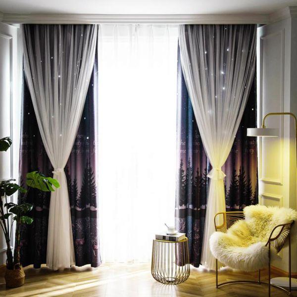 Blackout Window D Grommet Curtain